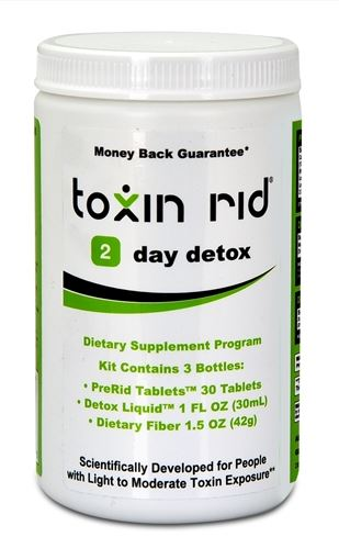 2 Day Detox TOXIN RID Review