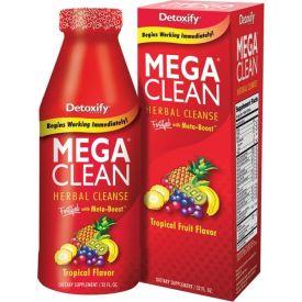 Mega Clean Detox Review 2018 Detox Marijuana Fast