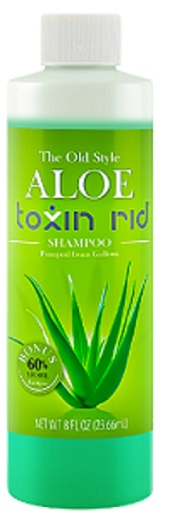 Aloe Toxin Rid Shampoo