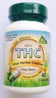 Thc Total Herbal Cleanse Review Detox Marijuana Fast