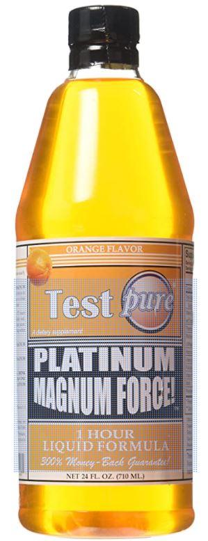 Test Pure Platinum Review