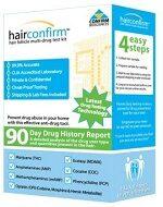 'Hair Confirm Express Hair Drug Testing Kit' Review