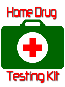Home Drug Testing Kit Logo