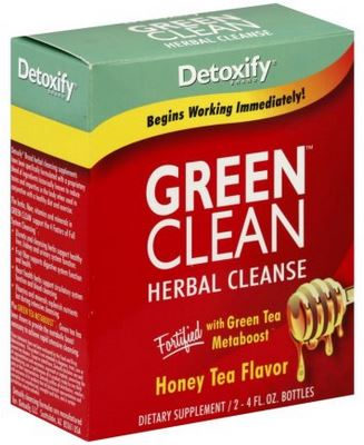 'Green Clean by Detoxify' Review