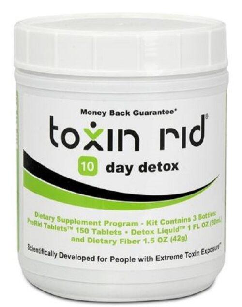 10 Day Detox Toxin Rid program review