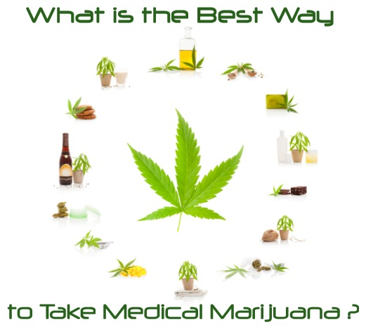 What is the Best Way to Take Medical Marijuana