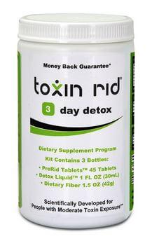 Toxin Rid 3 Day Detox