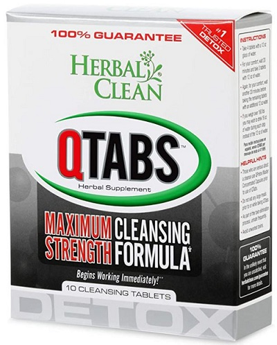 Herbal Clean QTABS Review