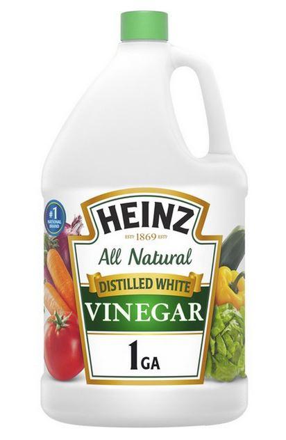 Heinz vinegar (acetic acid)