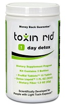 Toxin RId 1 Day Detox