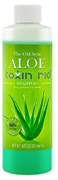 Aloe Toxin Rid Shampoo (Old Style) Review