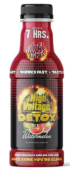 High Voltage Detox Review