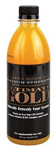 Ultimate Gold Detox Revew