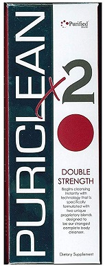 Puriclean X2 Double Strength Review