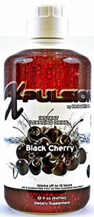 X-Pulsion Detox Drink Review