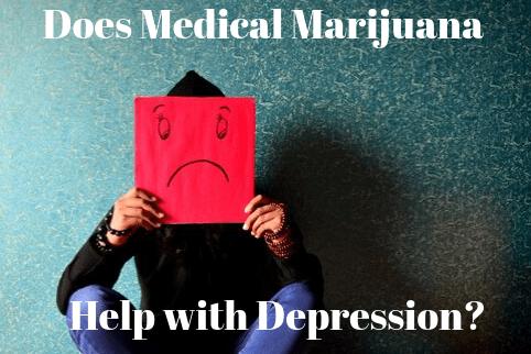 Does Medical Marijuana Really Help with Depression?