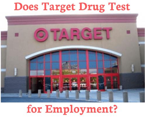 Does Target Drug Test for Employment?