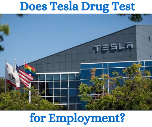 Does Tesla Drug Test for Employment?