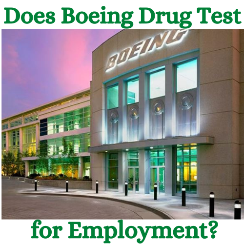 Does Boeing Drug Test